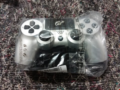 Lot 7083 SONY PLAYSTATION 4 GT SPORT EDITION DUALSHOCK WIRELESS CONTROLLER  RRP £60