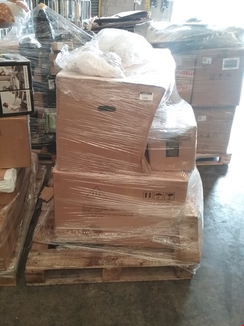 Lot 1024 PALLET OF APPROXIMATELY 7 ASSORTED PRODUCTS TO INCLUDE;