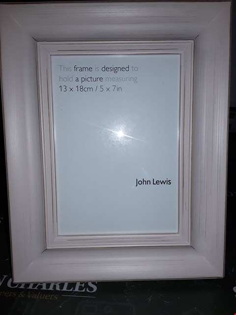 Lot 5288 JOHN LEWIS PITCHER FRAME SIZE 13×18CM