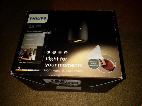 Lot 6083 PHILIPS HUE SPOT LIGHT