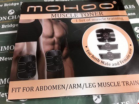 Lot 5223 BOXED MOHOO MUSCLE TONER SET