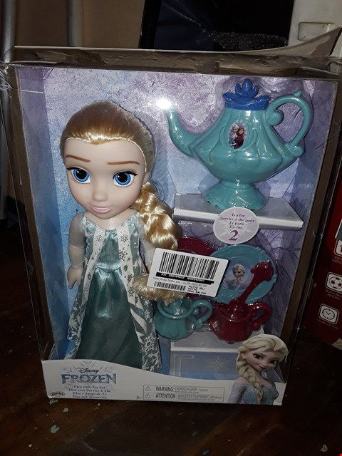 Lot 5078 DISNEY FROZEN TODDLER DOLL