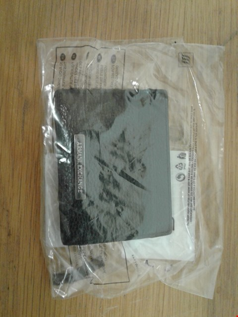 Lot 2051 ARMANI EXCHANGE CREDIT CARD HOLDER  RRP £50