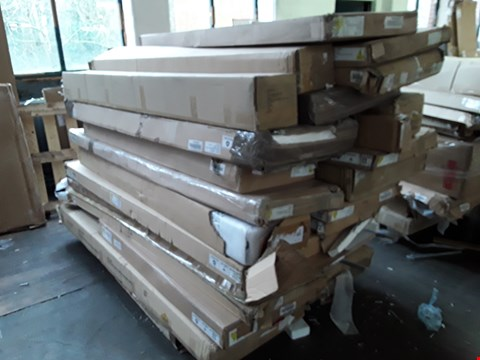 Lot 9125 PALLET OF ASSORTED FLAT PACK FURNITURE PARTS