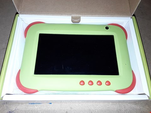 "Lot 758 FUSION5 7"" ERGONOMIC DESIGNED KIDS TABLET PC - QUAD CORE, WIFI, GAMES, 1GB RAM, 8GB STORAGE"