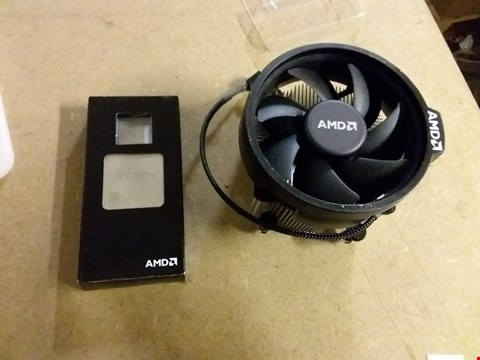 Lot 7 AMD RYZEN 5 1600 DESKTOP PROCESSOR