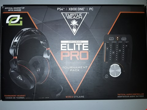 Lot 791 TURTLE BEACH ELITE PRO TOURNAMENT PACK