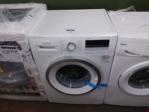 Lot 7016 BOSCH SERIE 4 WASHING MACHINE  RRP £549.00