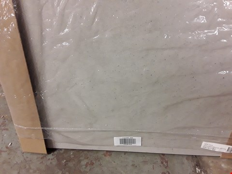 Lot 197 ASTRAL WHITE SQUARE EDGE LAMINATE KITCHEN WORKTOP - MEASURES APPROXIMATELY 6000X300X38MM