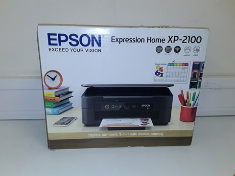 Lot 135 EPSON EXPRESSION HOME XP-2100 PRINTER