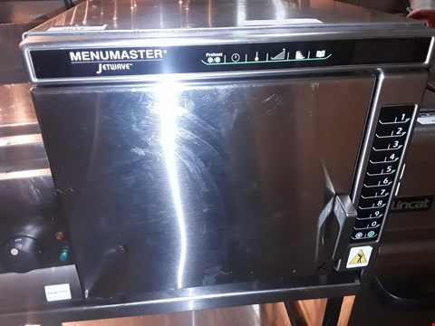 Lot 7012 MENUMASTER JETWAVE HIGH SPEED COMBINATION MICROWAVE/OVEN