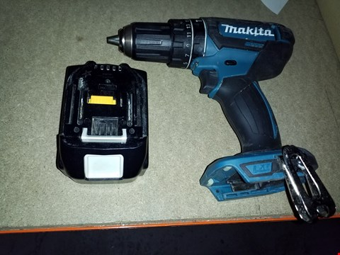 Lot 12133 MAKITA DRILL