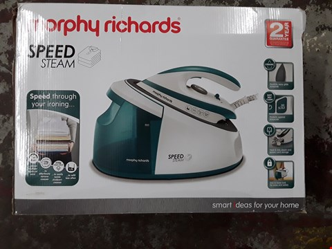 Lot 311 MORPHY RICHARDS SPEED STEAM IRON