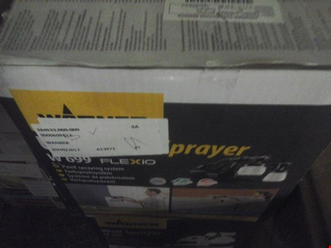 Lot 1078 BOXED WAGNER UNIVERSAL SPRAYER W699