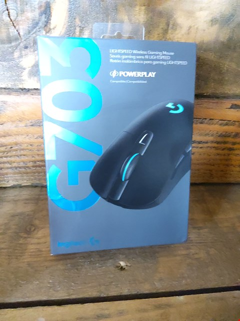 Lot 45 BOXED LOGITECH G703 POWERPLAY LIGHTSPEED WIRELESS GAMING MOUSE