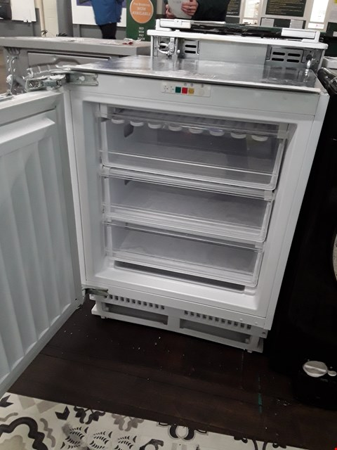 Lot 9066 SWAN INTEGRATED UNDER COUNTER FREEZER