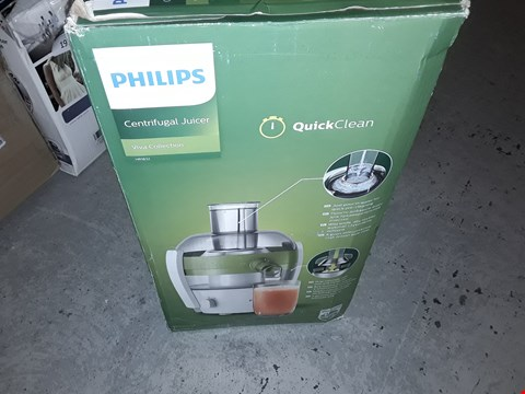 Lot 1969 PHILIPS VIVA COLLECTION HR1832/52 – JUICER