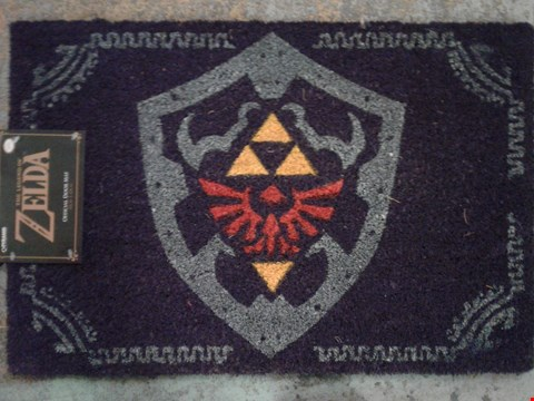 Lot 779 BRAND NEW ZELDA DOOR MAT