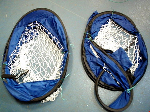 Lot 10594 TWO POP UP GOALS RRP £29.99