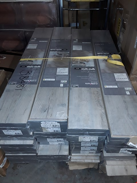 Lot 3145 PALLET OF APPROXIMATELY 28 PACKS OF LAMINATE FLOORING