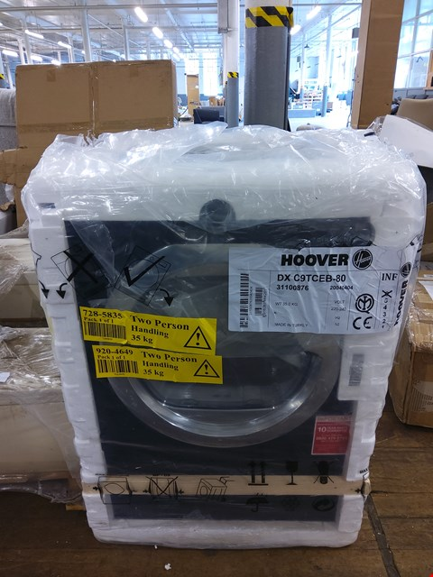 Lot 6001 HOOVER DXC9TCEB-80 DRYER