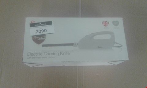 Lot 2090 SWAN ELECTRIC CARVING KNIFE