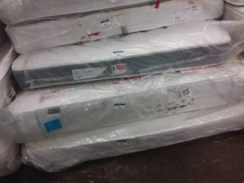 Lot 626 BAGGED SILENTNIGHT 1000 POCKET ORTHO 150CM MATTRESS