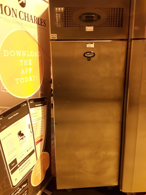 Lot 3096 FOSTER TALL COMMERCIAL FREEZER