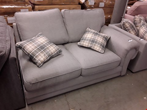 Lot 10046 GREY FABRIC TWO SEATER SECTION