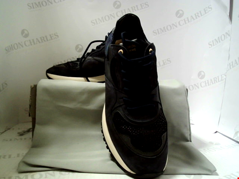 Lot 512 PAIR OF DESIGNER GRADE 1 ANDROID HOMME TRAINER SIZE UK 10
