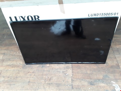 "Lot 1146 LUXOR 55"" ULTRA HD LED TELEVISION - DAMAGED"