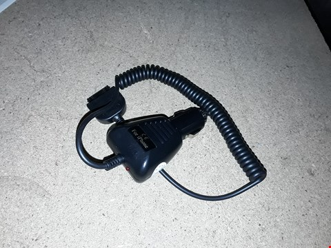 Lot 299 BOX OF APPROXIMATELY 100 IN CAR CHARGERS