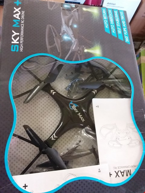Lot 2004 BOXED SKY MAX PLUS DRONE