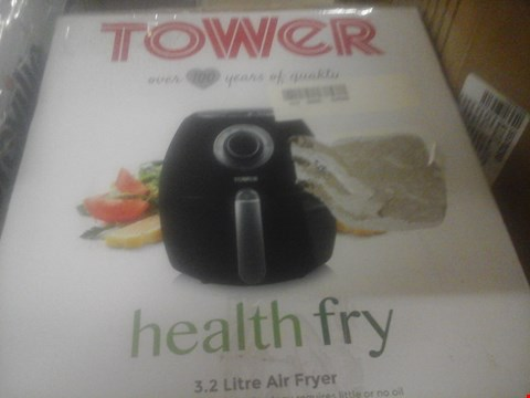 Lot 9578 TOWER HEALTH FRY 3.2L AIR FRYER