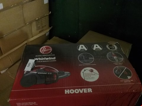 Lot 3201 HOOVER WHIRLWIND BAGLESS VACUUM CLEANER