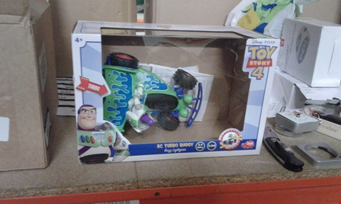 Lot 8006 GRADE 1 RC TURBO BUGGY BUZZ LIGHTYEAR  RRP £27.00