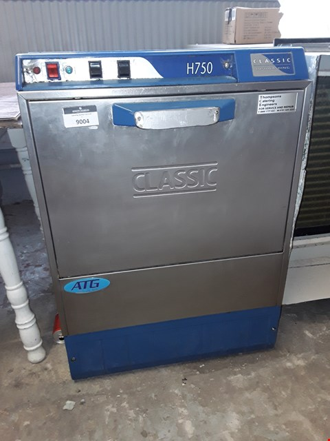 Lot 9004 CLASSIC ATG H750 GLASS WASHER