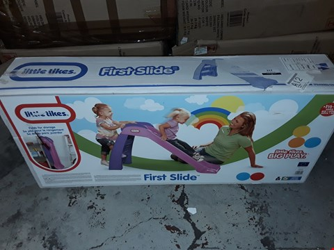 Lot 213 LITTLE TIKES MY FIRST SLIDE RRP £44