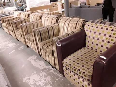 Lot 10075 APPROXIMATELY 6 ASSORTED ARM CHAIRS