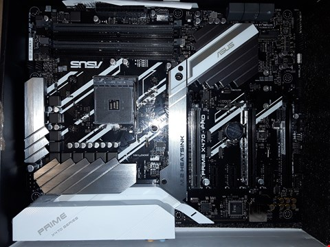 Lot 404 ASUS PRIME X470-PRO MOTHERBOARD