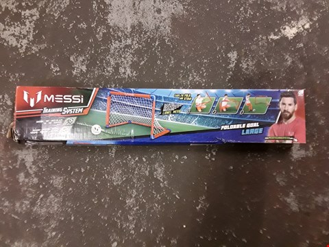 Lot 46 MESSI TRAINING SYSTEM FOLDABLE GOAL