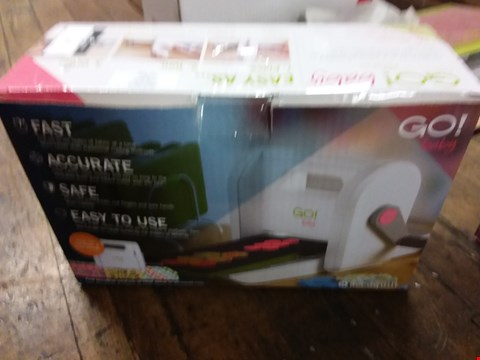Lot 47 BOXED ACCUQUILT GO BABY FABRIC CUTTER