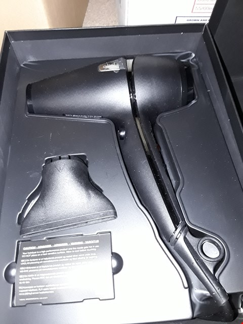 Lot 551 GHD AIR PROFESSIONAL HAIRDRYER