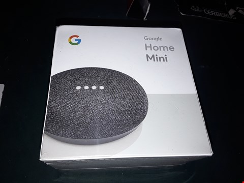 Lot 1060 GOOGLE HOME MINI