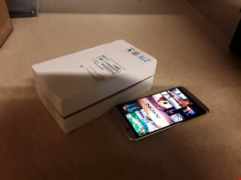 Lot 2177 BOXED ZTE AXON 7 MINI GOLD