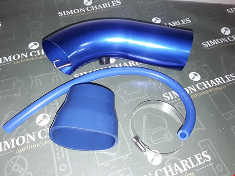 Lot 5114 AIR INTAKE PIPE IN BLUE