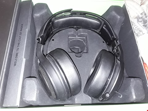 Lot 4099 RAZER MAN O'WAR GAMING HEADSET
