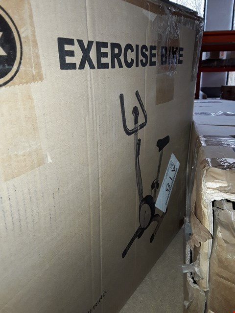 Lot 214 BOXED DYNAMIX EXERCISE BIKE