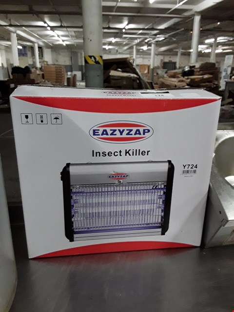 Lot 86 BOXED EAZYZAP INSECT KILLER