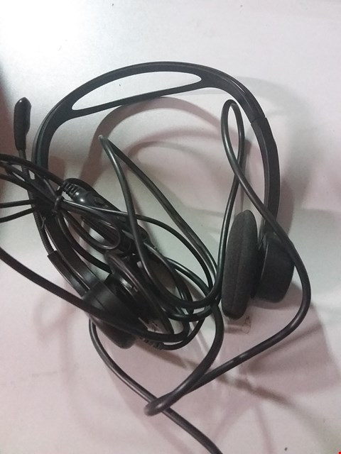 Lot 112 LOGITECH PC HEADSET 960 USB